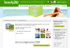Entdecken Sie ein einzigartiges Geschenk mit Wohlfühl-Faktor! Quelle: beauty24 GmbH