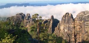 Entdecken Sie das schöne Elbsandsteingebirge auch mit Ihren Kleinen