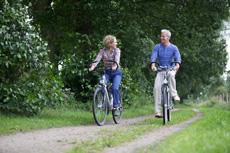 Erkunden Sie die Lüneburger Heide per Fahrrad! Quelle: Wohlfühlhotel in Hanstedt - beauty24 GmbH