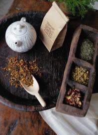 Heilpflanzen als Tee