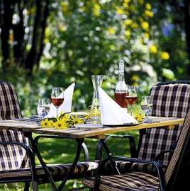 Gastfreundschaft im Teutoburger Wald