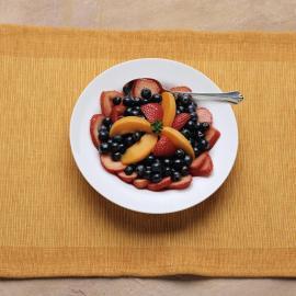 Die beste Therapie gegen Orangenhaut ist gesunde Ernährung und Sport