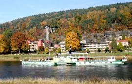 Die Elbe und Ihre Umgebung