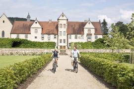 Romantik im historischen Kloster