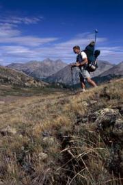 Im Gebirge ist die UV-Strahlung besonders intensiv