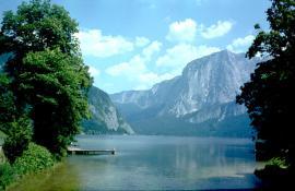 Der Aussee in der Steiermark