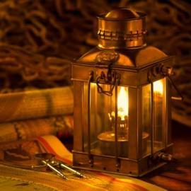 Usedom wird zum Lichtermeer