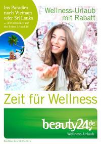 """Der """"Zeit für Wellness"""" Katalog"""