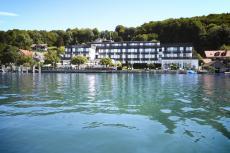 Das Hote liegt direkt am Starberger See