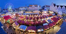 Der Rostocker Weihnachtsmarkt
