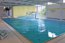 Schwimmbad des Hotels