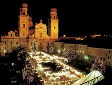 Der Weihnachtsmarkt am Dom