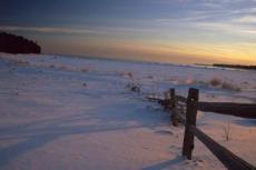 Lassen Sie Ihr Jahr 2014 mit einer Winterlandschaft ausklingen