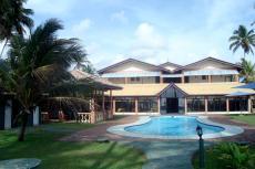 Außenansicht des Resorts