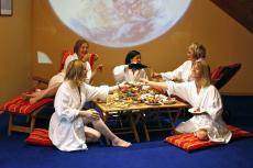 Die Zeit mit der Freudinnen genießen! Quelle: Wellnesshotel in Rostock, beauty24 GmbH