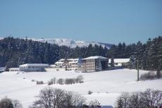 Die Winterlandschaft am Titisee
