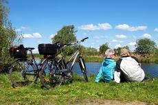 Radtour durch die Lewitz