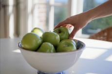 Gesunde Nahrung ist wichtig für unseren Körper