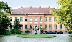 Außenansicht des Schlosshotels