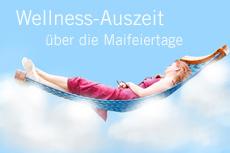Bestens entspannt über die Maifeiertage mit Wellness. Bildhinweis: © Avanne Troar - Quelle: fotolia.com