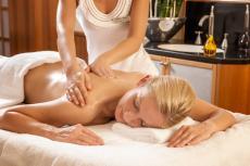 Die wohltuende Wirkung einer Massage genießen