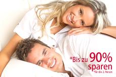 Neue 2für1 Wellness-Specials von beauty24 entdecken. Bildhinweis: © Kurhan - Quelle: fotolia.com