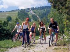 Eine Radtour durch die reizvolle Landschaft des Erzgebirges