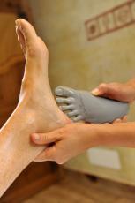 Fußbehandlung mit dem Podostrigiles®