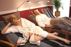 Wellness statt Alltag an der Mecklenburgischen Seenplatte. Quelle: Wellnesshotel in Waren an der Müritz / beauty24 GmbH