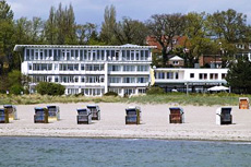 Das perfekte Quartier für Wellness an der Ostsee. Quelle: Wellnesshotel in Neustadt, Holstein - beauty24 GmbH