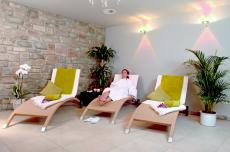 Im Ruheraum abschalten & entspannen / Quelle: Wohlfühlhotel in Koblenz, Mosel - beauty24 GmbH