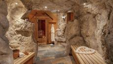 Die Sauna überzeugt mit Liebe zum Detail / Wohlfühlhotel in Wüstenrot; beauty24 GmbH