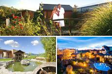 Welches ist der sch�nste Saunagarten? Jetzt abstimmen auf beauty24.de/gewinnspiel. Quelle: beauty24