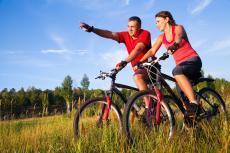Fahrradtour durch Bad Sassendorf & Umgebung. Quelle: Wellness in Bad Sassendorf - beauty24 GmbH