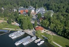 Das Hotel liegt direkt am Scharmützelsee / Quelle: Wellness-Resort in Bad Saarow; beauty24 GmbH