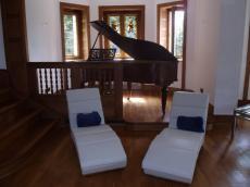 Relaxen Sie im Ruheraum mit Klaviermusik / Quelle: Day Spa im Moseltal; beauty24 GmbH