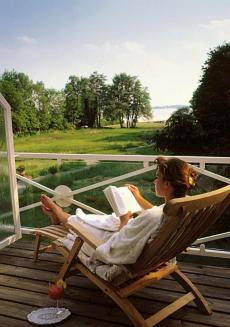 Direkt in der Natur entspannen / Quelle: Wohlf�hlhotel in Bad Zwischenahn; beauty24 GmbH