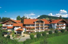 Außenansicht des Hotels. Quelle: Wellness & Spa in Oberstaufen - beauty24 GmbH