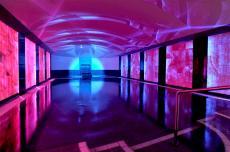 Im KlanglichtBad lernen Sie eine andere Art von Entspannung kennen / Quelle: Wellnesshotel bei Speyer; beauty24 GmbH