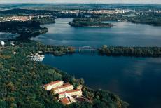 In dieser Umgebung lässt es sich herrlich entspannen / Quelle: Erlebnishotel in Potsdam; beauty24 GmbH