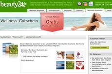 Verlängert! Gratis-Porto und Gratis-Verpackung beim Wellness-Gutschen. Quelle: beauty24 GmbH