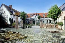 Das Hotel liegt inmitten eines Ladschaftsschutzgebietes / Quelle: Wellnesshotel bei Speyer ;beauty24 GmbH
