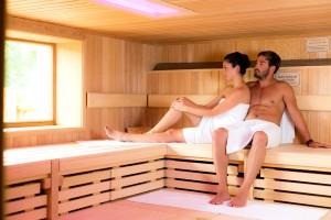 In der Sauna körperlich und seelisch wieder zur Ruhe kommen! Quelle: Wellnesshotel in Markgrafenheide - beauty24 GmbH