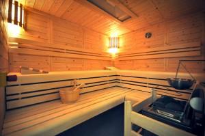 Sich mal kurz in der Sauna eine Erholungspause gönnen! Quelle: Wellnesshotel in Geesthacht - beauty24 GmbH