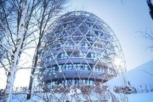 Wohn- und Wohlgefühl ist im Ei garantiert! Quelle: Wellnesshotel in Winterberg - beauty24 GmbH