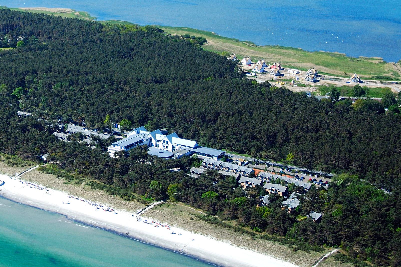 In dieser Umgebung kann man sich nur erholen / Quelle: Wohlfühlhotel im Ostseebad Juliusruh-Rügen; beauty24 GmbH