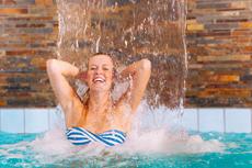 Mit Wellness beginnt das neue Jahr rundum entspannend. Quelle: Wellnesshotel in Osnabrück - beauty24 GmbH