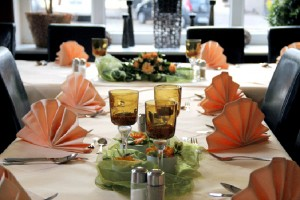 Auf Sie wartet ein kulinarisches Feinschmeckermenü Quelle: Wellnesshotel in Geesthacht - beauty24 GmbH