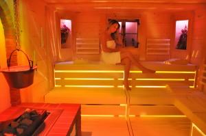 Im Winter gibt es nichts besseres, als einen ausgiebigen Saunagang! Quelle: Wellness im Landkreis Vorpommern-Rügen - beauty24 GmbH