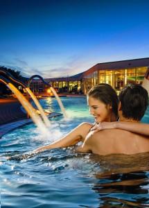 Genießen Sie die Zeit mit Ihrem Herzblatt! Quelle: Wellness-Hotel in Bad Düben - beauty24 GmbH